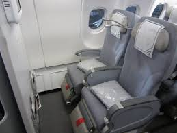 Alitalia Premium Economy on the 330 model.
