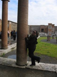 Pompeii, February, 2008.