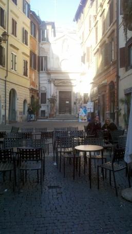 Rome--Filetti di Baccala